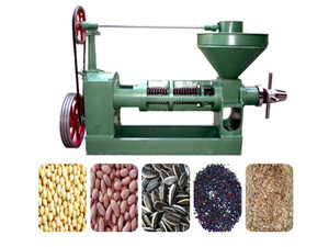 6yl-100 peanut oil press machine for africa people in honduras