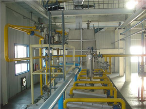 tips for setting up a small scale edible oil production line