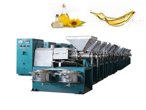 commercial automatic oil pressing machine oil expeller