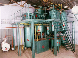 rapeseed oil refining equipment, rapeseed oil refining