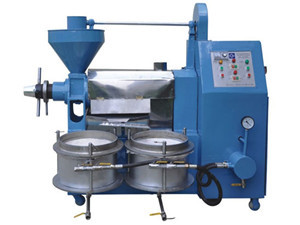 small commercial oil press machine | mini oil making