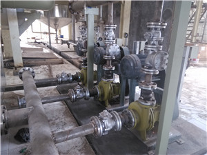 small oil production line - oil mill plant