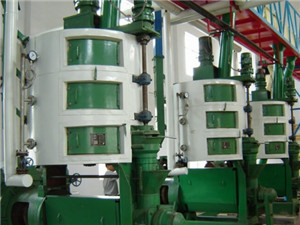 small scale sunflower oil production line, sunflower oil