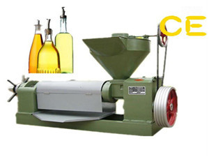 oil expellers - herbal oil extraction machine latest price