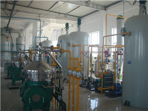sesame oil manufacturing - vegetable oil refining | oil