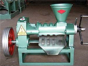 oil press / oil pressing machine / essential oil extractor