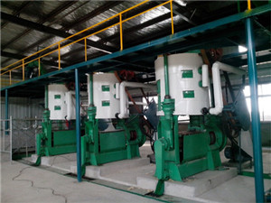 automatic palm oil press machine - palm oil extraction machine