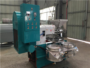 china automatic mustard oil press machine, automatic