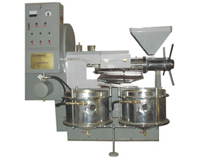 high quality olive oil extraction press machine with new