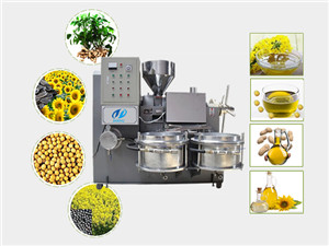 2018 new high profit business peanut oil making machine