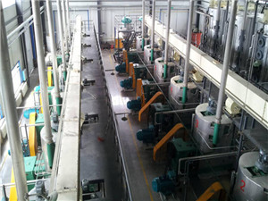palm oil industry, m. m. vegetable oil products limited