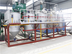 best oil manufacturing plant, palm oil making machines
