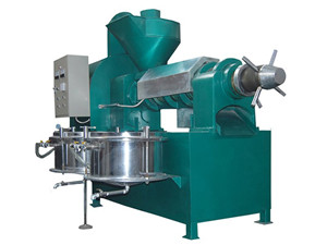 offers the best oil press, screw oil press