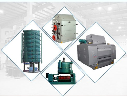Oil seeds pretreatment & pressing machines