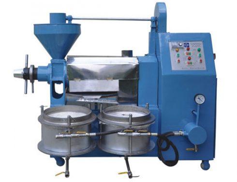 6YL-130 sesame oil press