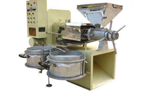 Small scale peanut oil press machine