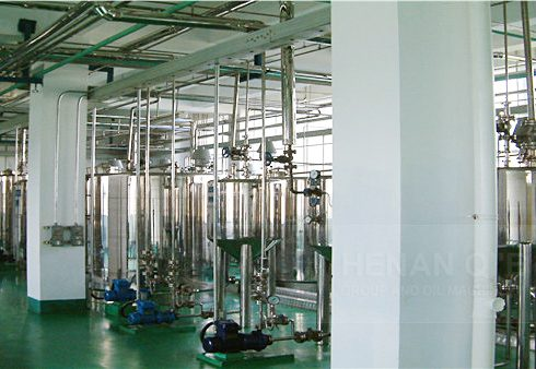 Introduction of vegetable oil dewaxing